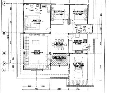 Taman Seri Lumapas Single Storey Bungalow House Jalan New
