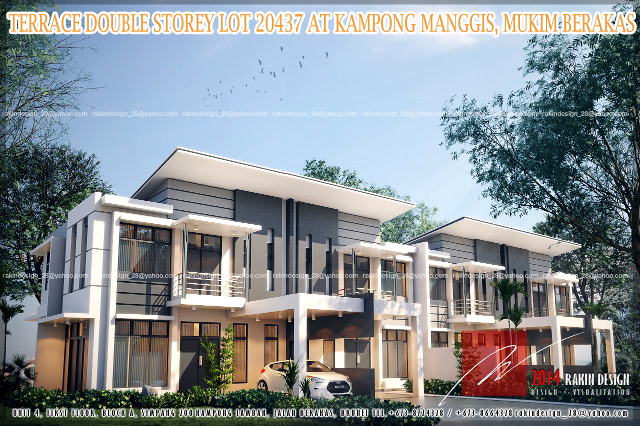Pan villa properties proposed 4 units of 2 storey for 2 storey house for sale