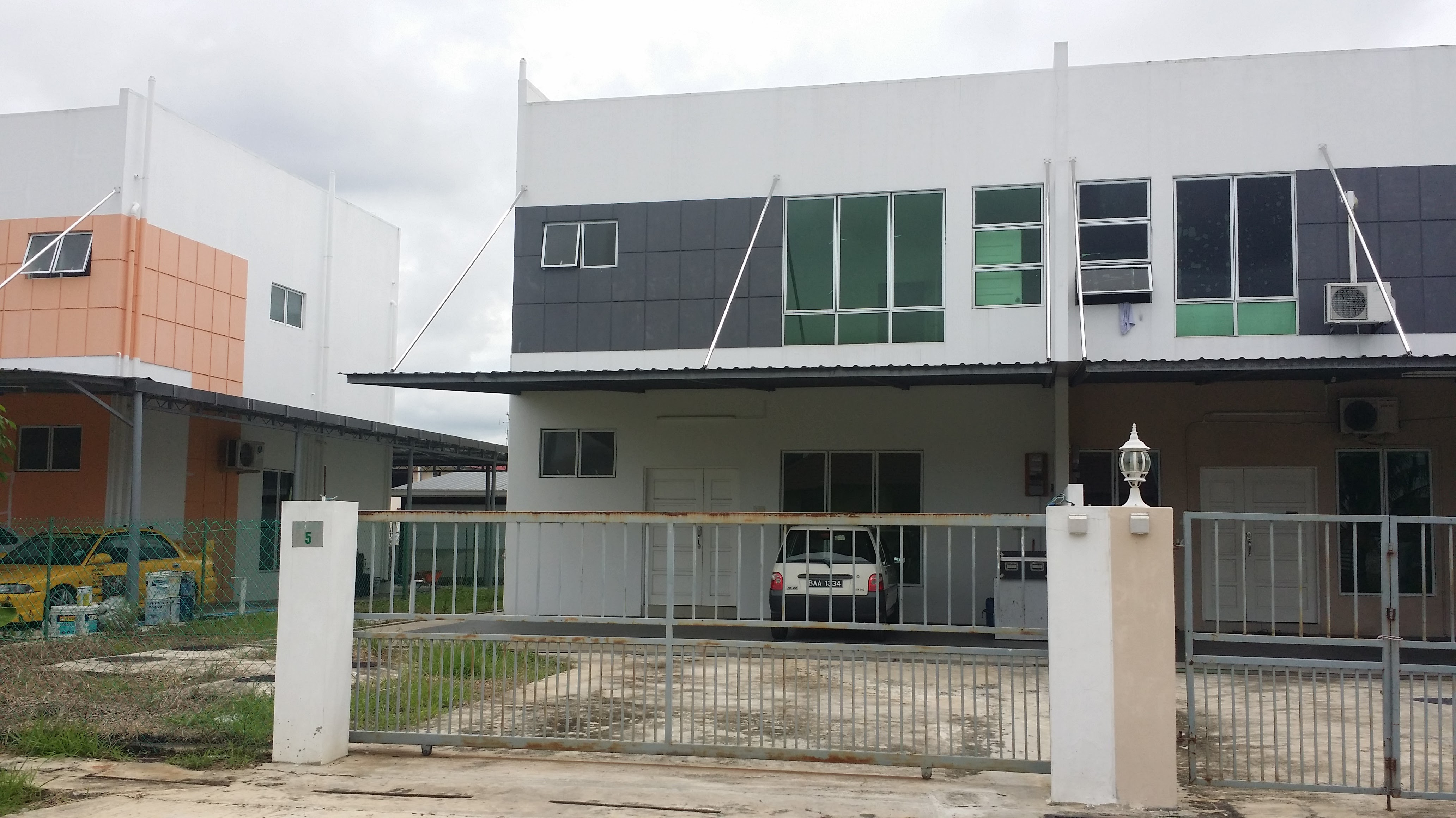 Pan villa properties brand new 2 storey terrace house for 2 storey house for sale